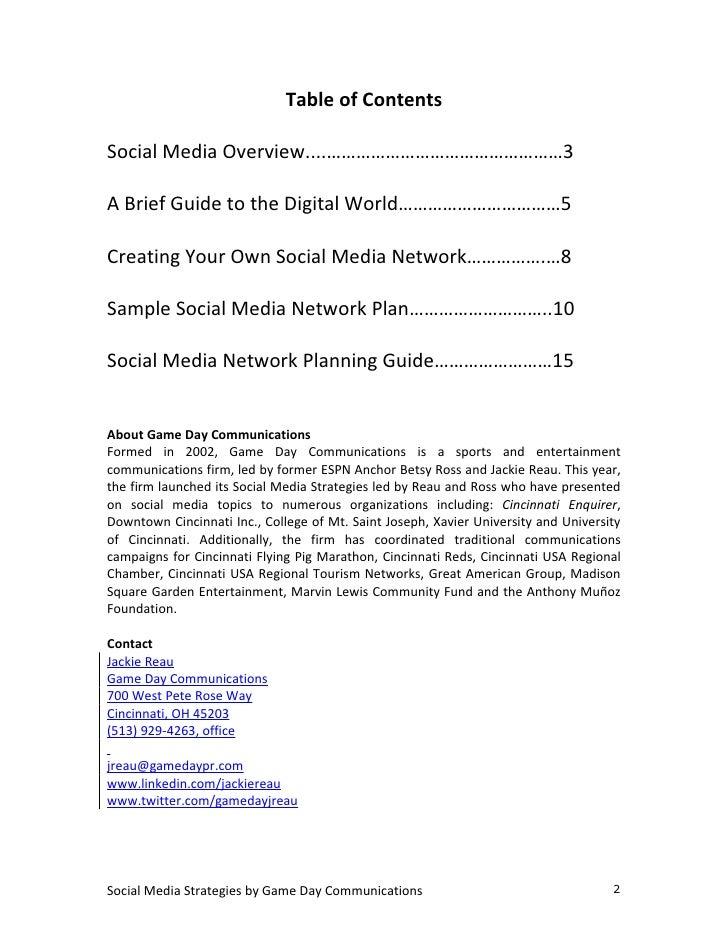 Social Media Strategies For Teams Slide 2