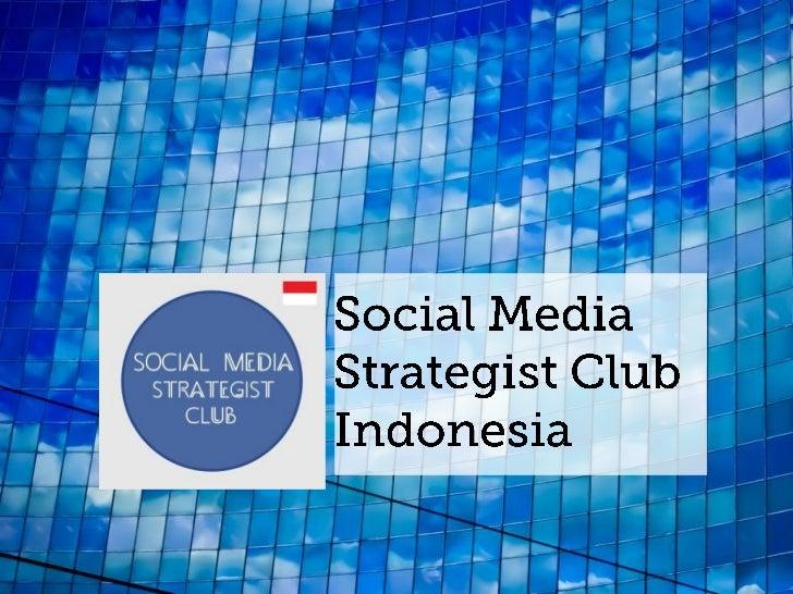 Indonesia Social Media Strategist Club