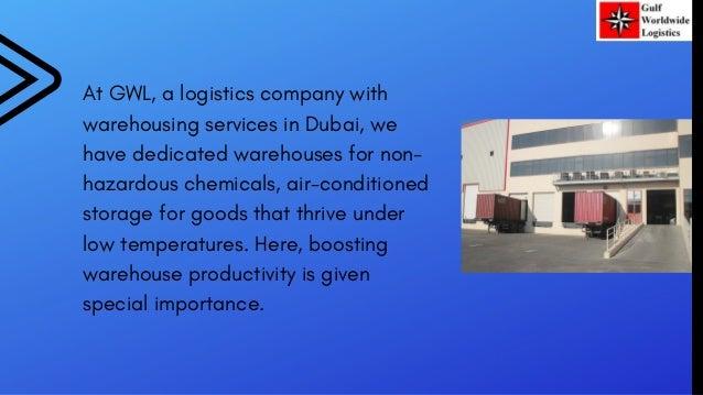 Warehouse Company In Dubai