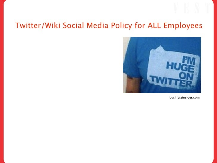 57 Social Media Policy Examples and Resources