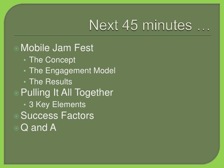 Social Media Summit Slide 2