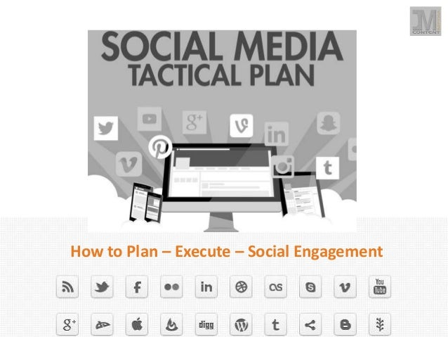 How to Plan – Execute – Social Engagement