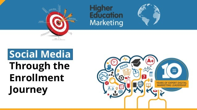 Social Media Through the Enrollment Journey
