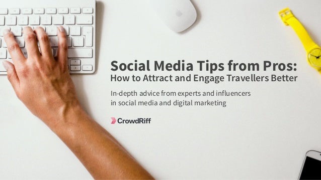 Social Media Tips from Pros: In-depth advice from experts and influencers in social media and digital marketing  How to A...