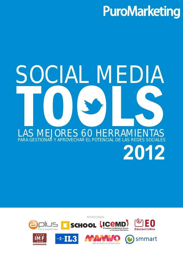 SOCIAL MEDIALAS MEJORES 60POTENCIAL DE LAS REDES SOCIALESPARA GESTIONAR Y APROVECHAR EL                               HERR...
