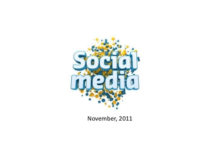 November, 2011