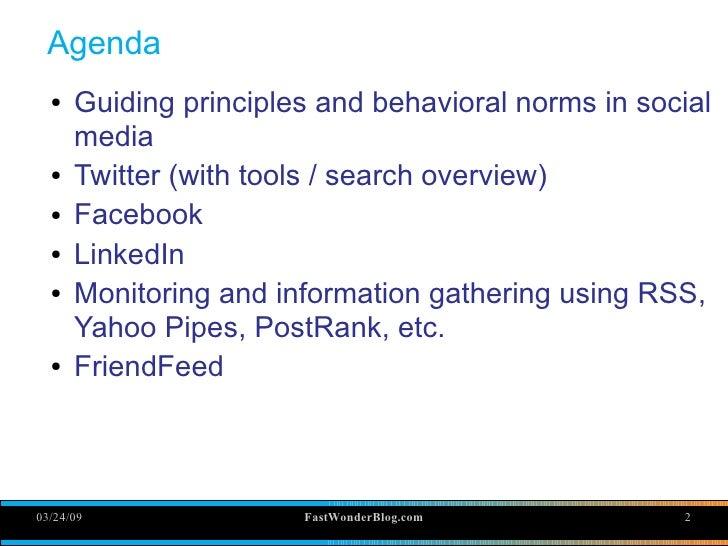 Social Media Training Slide 2