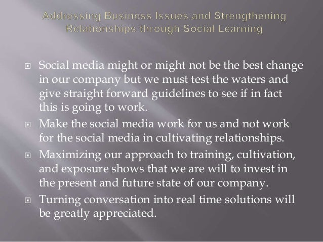  Bozarth, J. (2010). Social media for trainers: Techniques for enhancing and extending learning. San Francisco, CA:  Pfie...
