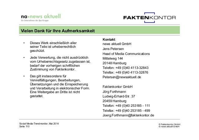 © Faktenkontor GmbH © news aktuell GmbH • Dieses Werk einschließlich aller seiner Teile ist urheberrechtlich geschützt. •...