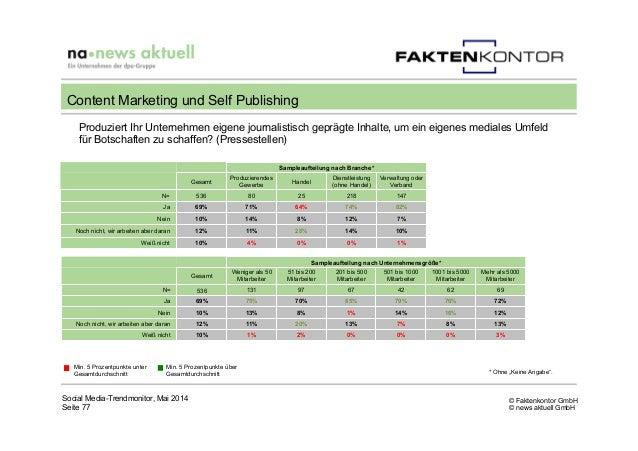 © Faktenkontor GmbH © news aktuell GmbH Produziert Ihr Unternehmen eigene journalistisch geprägte Inhalte, um ein eigenes ...