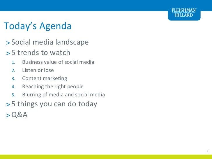5 social media trends to watch Slide 3