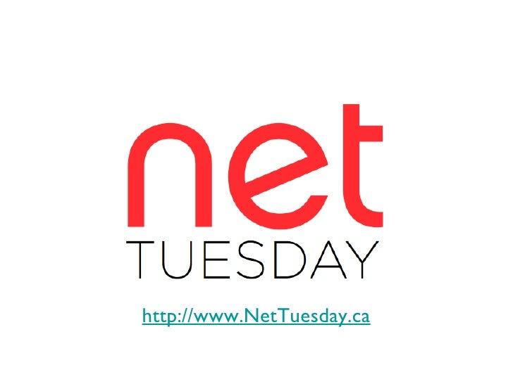 http://www.NetTuesday.ca