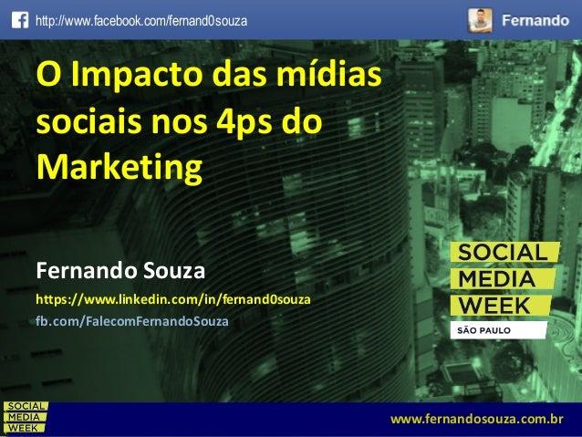 MONITORAMENTO, MÉTRICAS E OUTROS BICHOSwww.fernandosouza.com.br Fernando  Souza https://www.linkedin.com/in/fernand0...