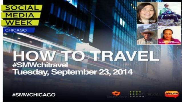 What is Social Media? Social Media Week Chicago How To Travel TSTGLive Esp. 1