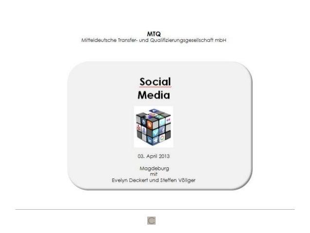 Social Media - Wikipedia Definition• Social Media bezeichnen digitale Medien und  Technologien, die es Nutzern ermöglichen...