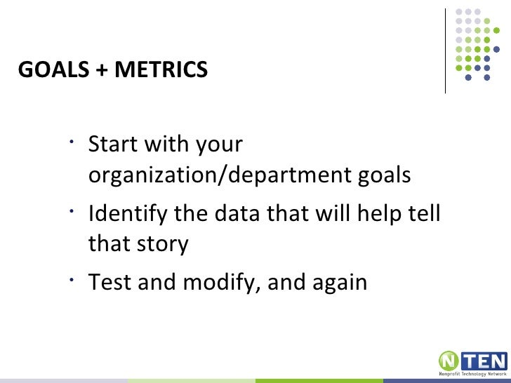 DISCUSSION   •   What are you tracking now?   •   How do you think reporting could       help in your organization?   •   ...