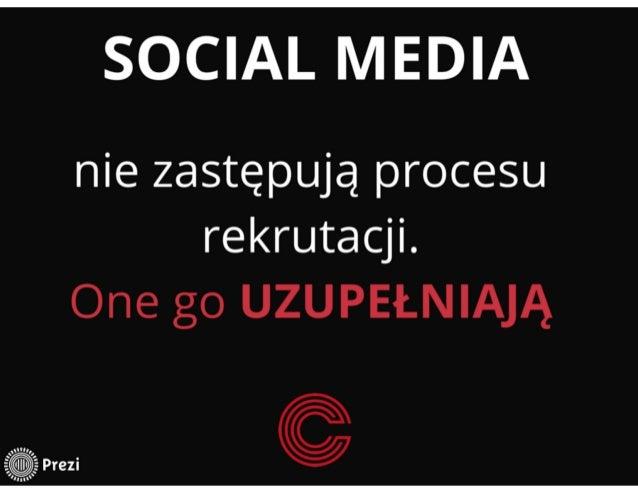 Wykorzystanie Social Media w procesie rekrutacji Slide 3