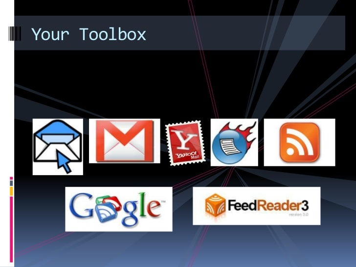 Your Toolbox<br />