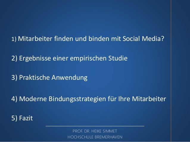 Social Media zur Suche und Bindung von Mitarbeitern in der Logistik  Slide 2
