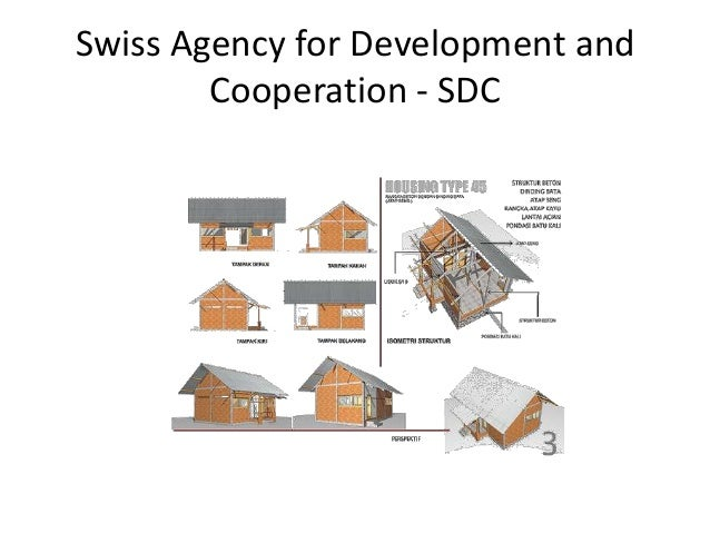 Swiss Agency for Development andCooperation - SDC
