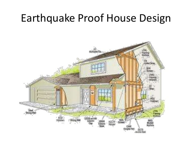 Earthquake proof house design 28 images background to for Earthquake resistant home designs