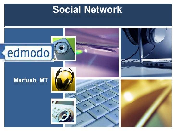 Social NetworkMarfuah, MT