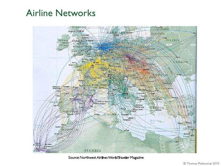 Airline Networks         Source: Northwest Airlines WorldTraveler Magazine                                                ...
