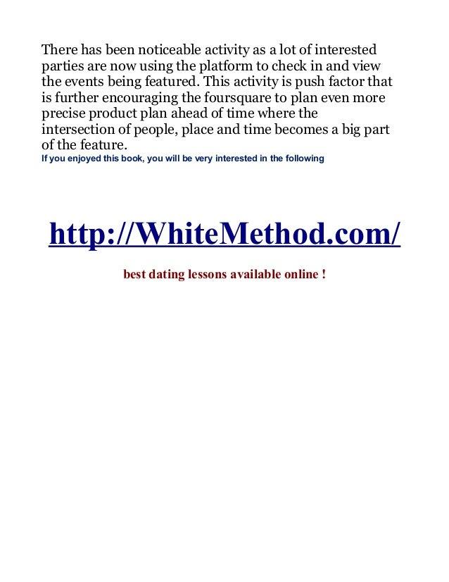 Social network dating tips