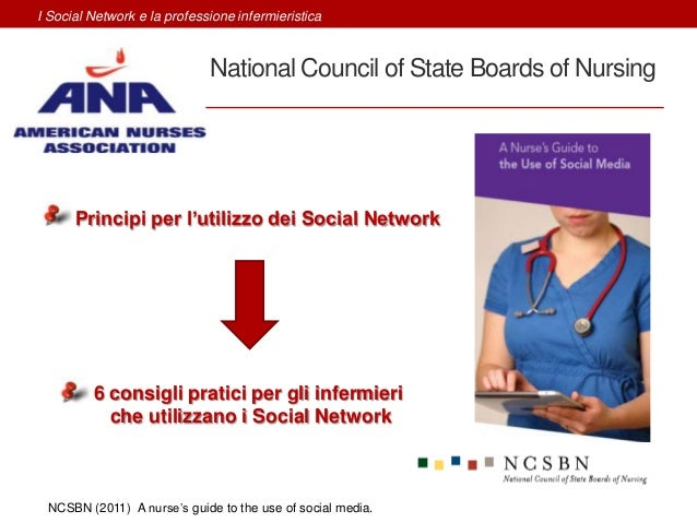 rcna social media guidelines for nurses