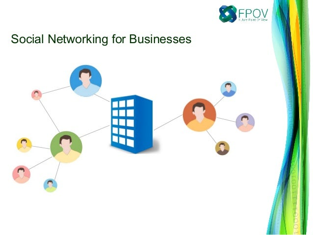 Social Networking for Businesses