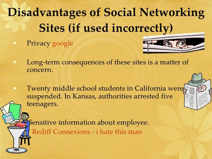 society social networking sites Social network impact on youth introduction  social networking clearly portrays both positive and negative effects on the youth.