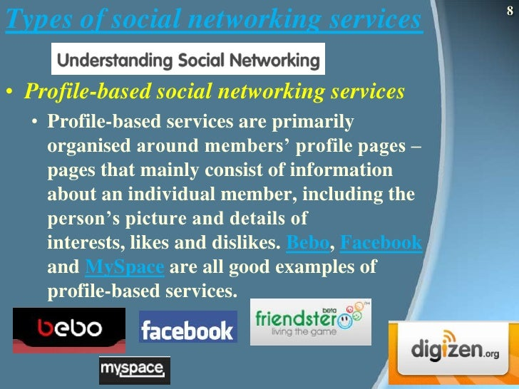 Social networking service