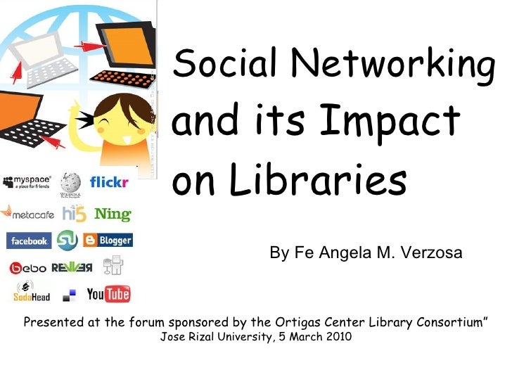 The Social Library: How Public Libraries Are Using Social Media