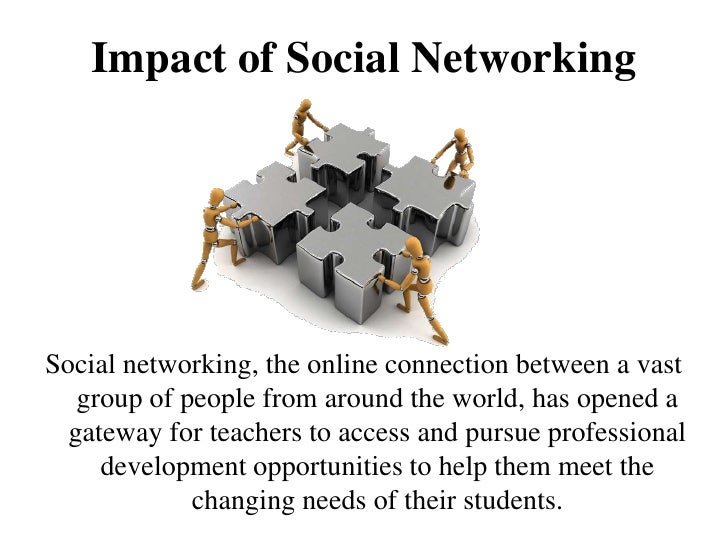 the negative effects of technological advancement in social network on personal connection between i Many studies have been conducted regarding technology's effect on social  negative effects on closeness, connection,  technology on face-to-face communication.