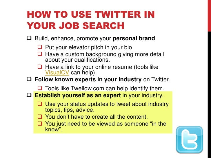 SOCIAL NETWORKING – THE BOTTOM LINE  Recruiters are promoting jobs and   looking for candidates on social networks  Empl...