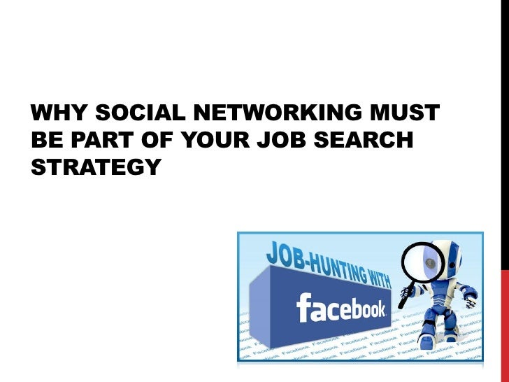 RECRUITERS USE SOCIAL NETWORKS Which social networks do  recruiters use?   LinkedIn – 78%   Facebook – 55% (up    15% o...