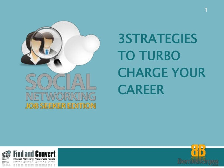Social Networking for Job Seekers (short version)