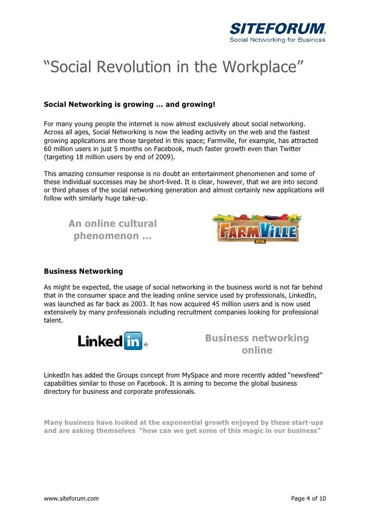 an essay on social networking revolution Negative and positive impact of social networking essay - assignment example on in premium assignments the development of internet has lead to the spread of social networks which have become the essential part of everyday life.