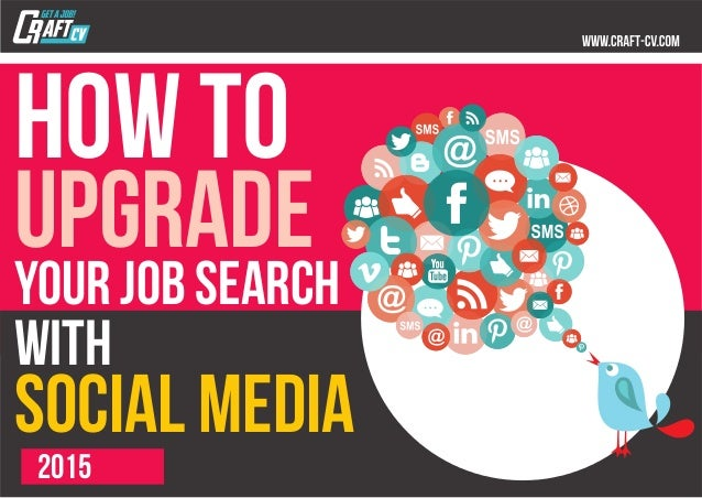 UPGRADE your job search with social media 2015 HOW TO