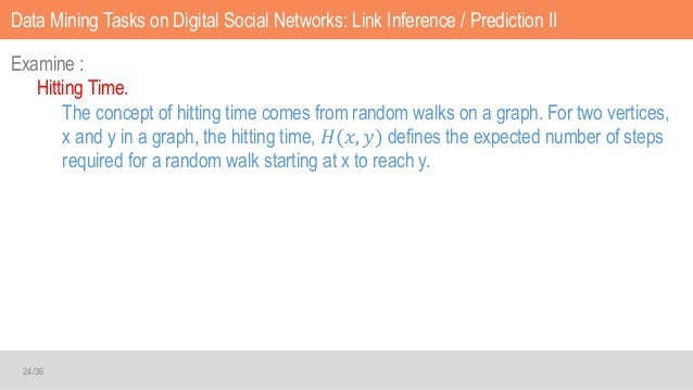 context inference from social networks Students to make inferences about the role of social relations with respect to   student's social relations are context dependent and, moreover, suggests that in.