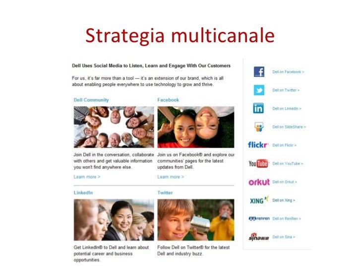 Strategia multicanale
