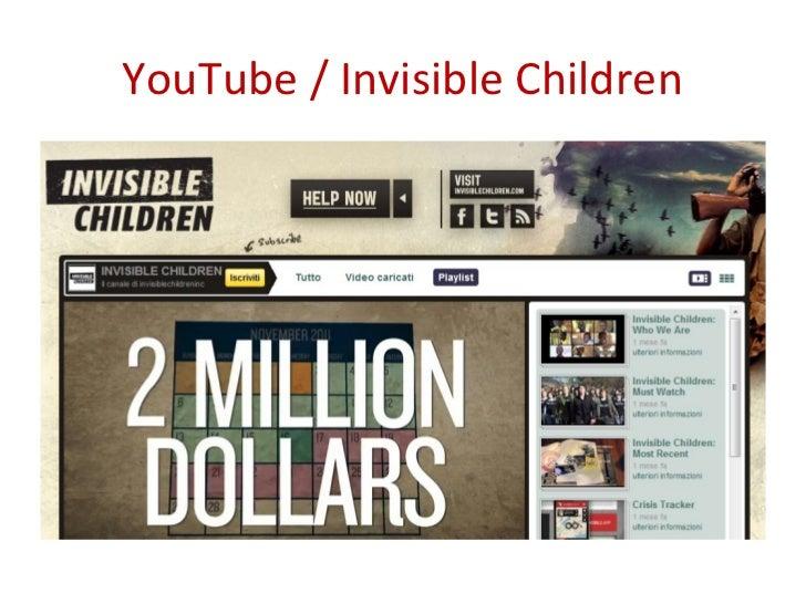 YouTube / Invisible Children