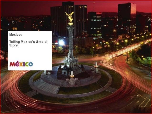 31Mexico:Telling Mexico's UntoldStory