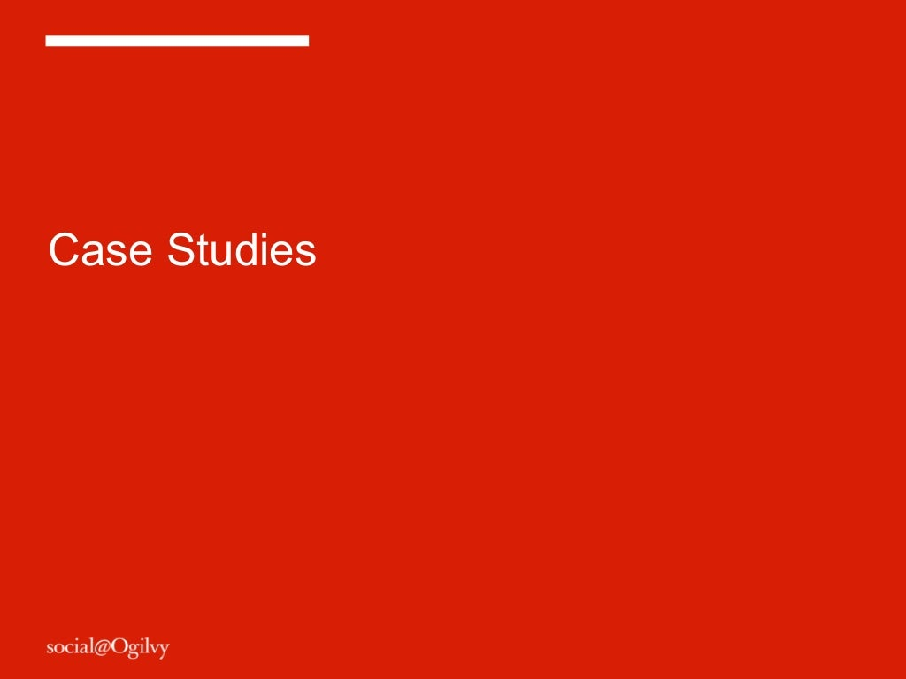 Business Strategy Case Studies