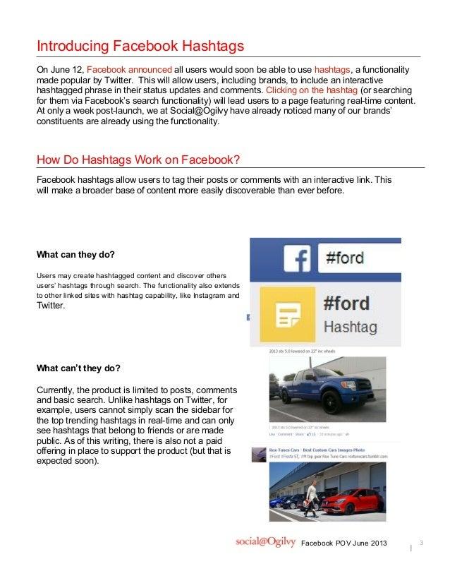 Facebook Changes: June 2013 Slide 3