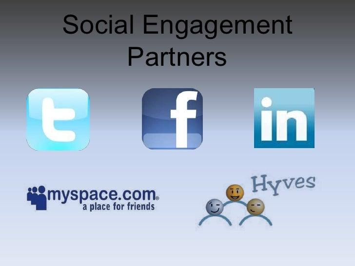 Social Engagement     Partners