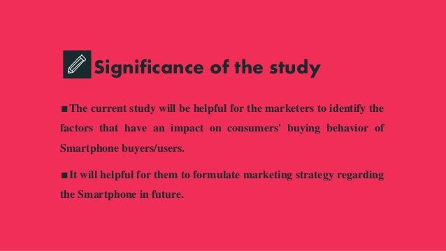 Literature review influence on consumer buying-behavior of mobile phone