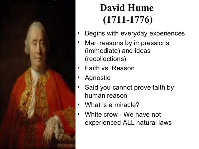 The question of free will descartes hume Research paper