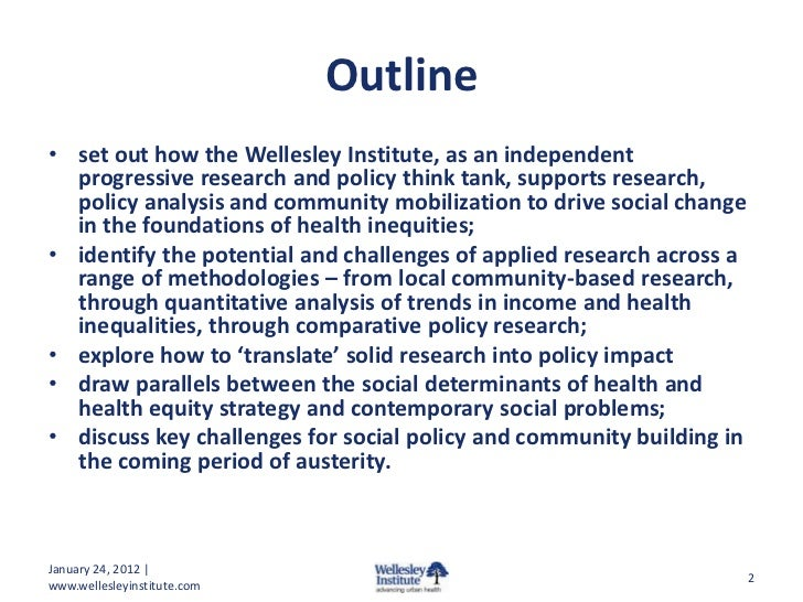 potential links between social inequalities and This blog will be used for my unit 19 – applied sociology assignment 'the potential links between social inequalities and the health of the population.