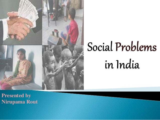 social disparity in india